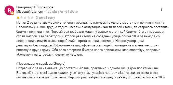 Штрафплощадки Киева: как они работают