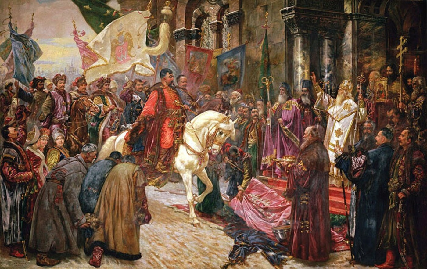 Знаешь ли ты: интересные факты о Древнем Киеве
