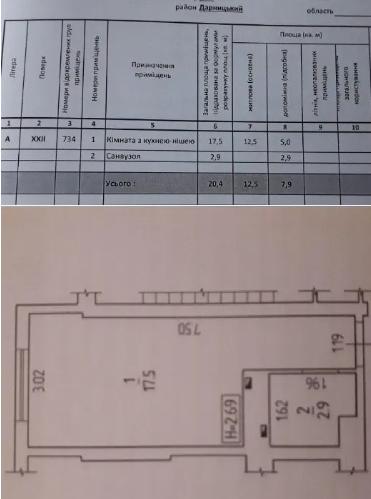 Самые дешевые квартиры, которые можно купить в Киеве в ноябре, OLX