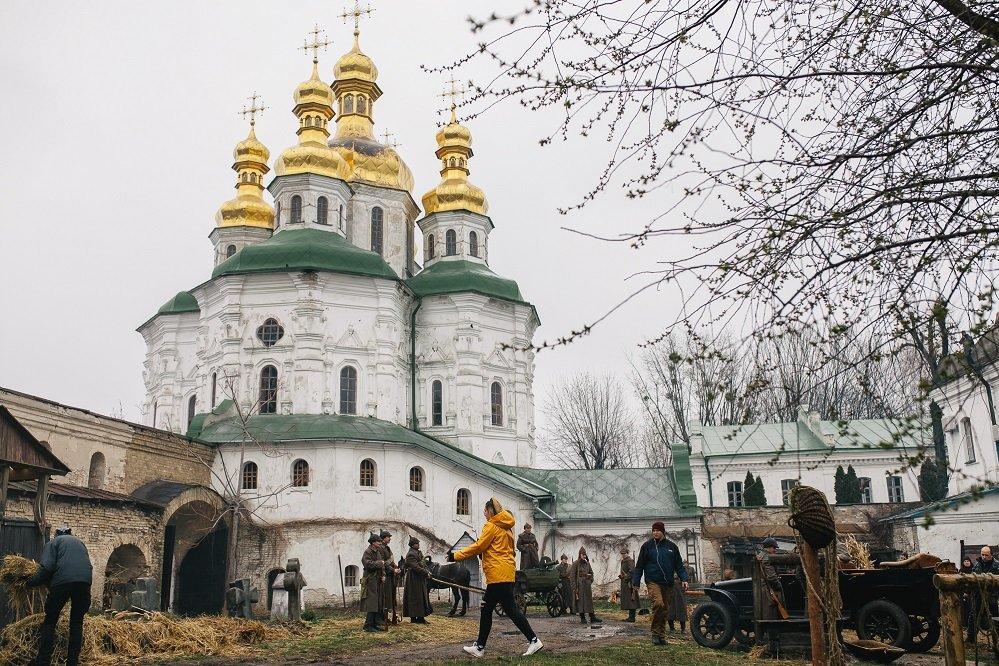 ТОП-10 локаций, где снимали фильмы в Киеве