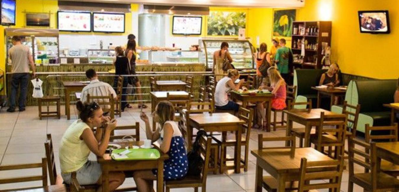 Ни слова про мясо: ТОП-10 вегетарианских заведений Киева, Фото: Lasoon