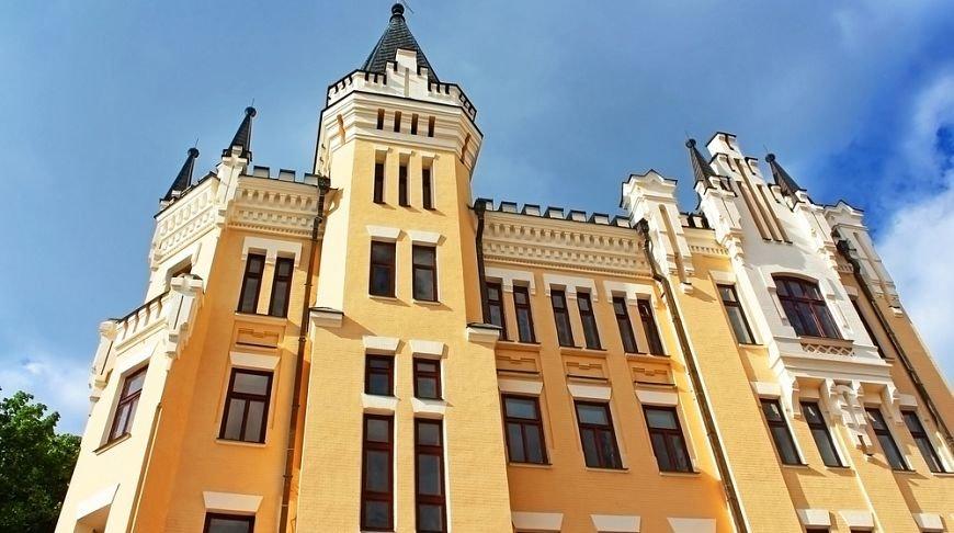 Замок Ричарда на Андреевском спуске в Киеве, Фото: Shutterstock