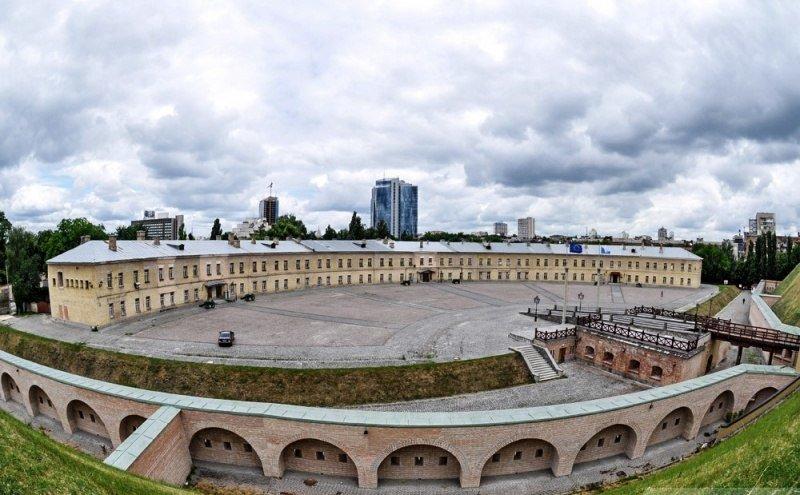 Киевская крепость, Фото:  otdih.pro