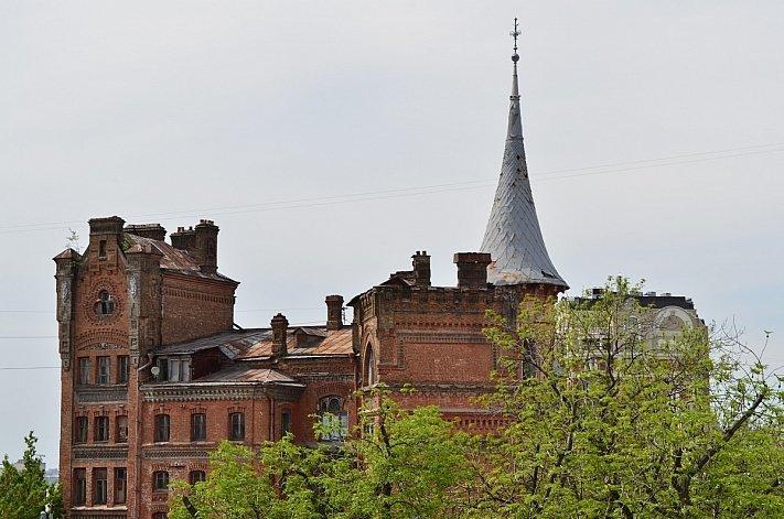 Замки и крепости Киева:, Фото: Kyiv Maps