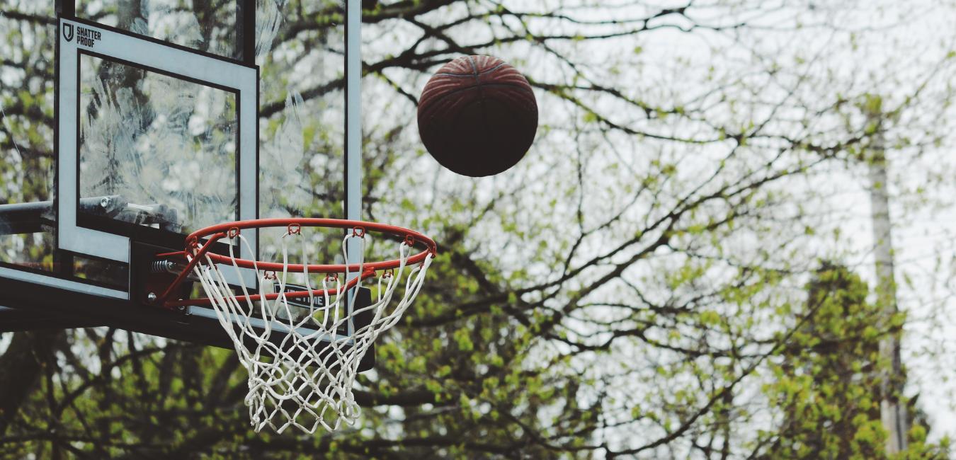 Баскетбол в Киеве: где можно сыграть, сколько стоит и отзывы, Фото: Noah Silliman