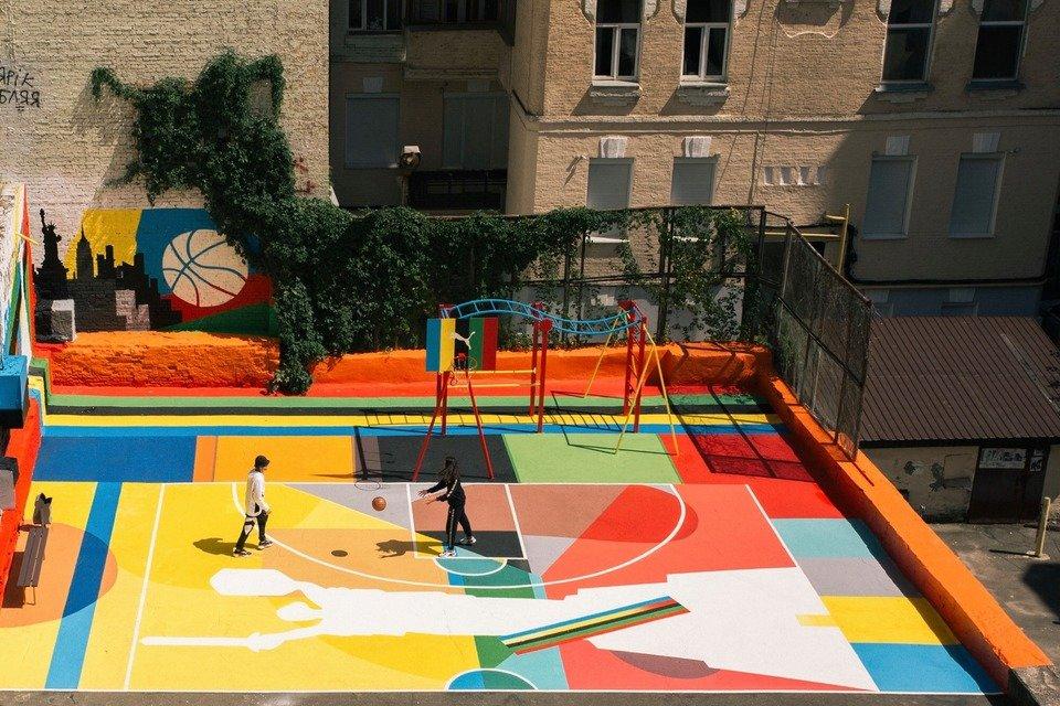 Баскетбол в Киеве: где можно сыграть, сколько стоит и отзывы, Фото: Наш Киев