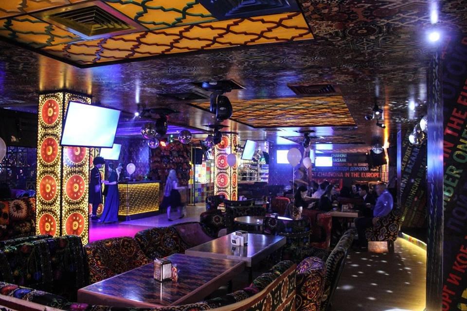 Рестораны Киева с восточной кухней, Photo: Борщаговка инфо