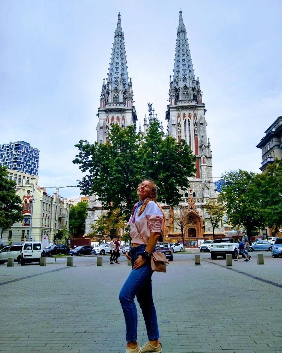 Киев в Instagram: где найти лучшие места для особых фотографий, фото-2, Фото: @Надежда Прокудина