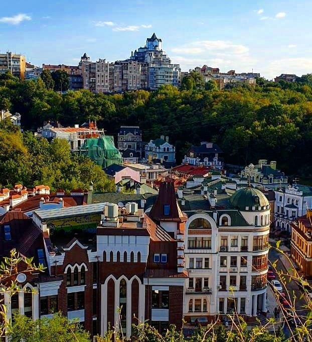 Киев в Instagram: где найти лучшие места для особых фотографий, фото-8, Фото: @blankovskaya