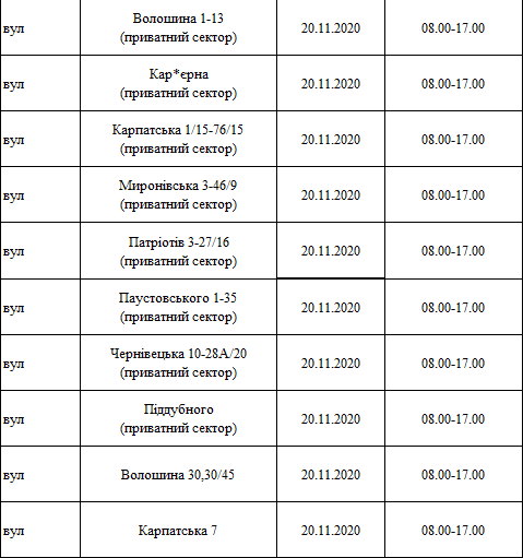 Отключения света в Киеве завтра: график на 20 ноября , фото-1