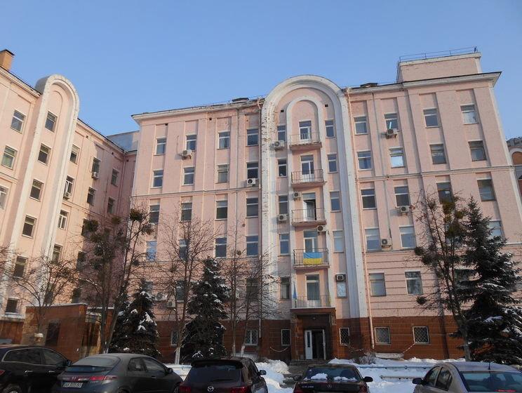 Александровская больница, улица Шелковичная, 39/1, Киев, 01601