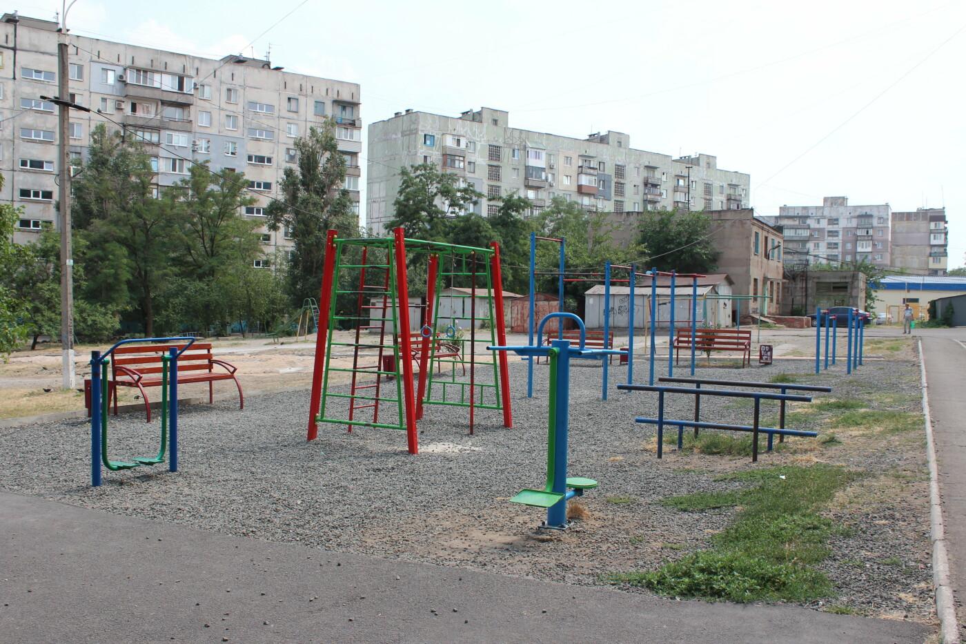Наши дети – наше будущее. Обустройство детских и спортивных площадок в вашем городе, фото-1