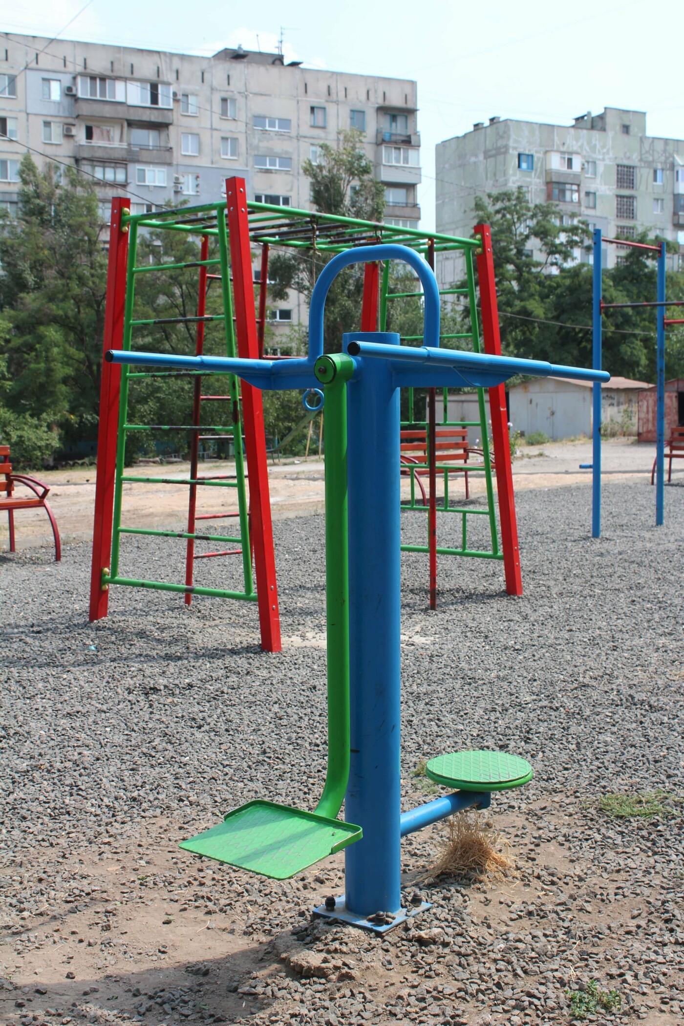 Наши дети – наше будущее. Обустройство детских и спортивных площадок в вашем городе, фото-6