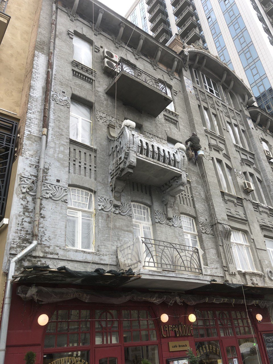 В центре Киева отреставрировали здание 20 века, ФОТО, фото-1