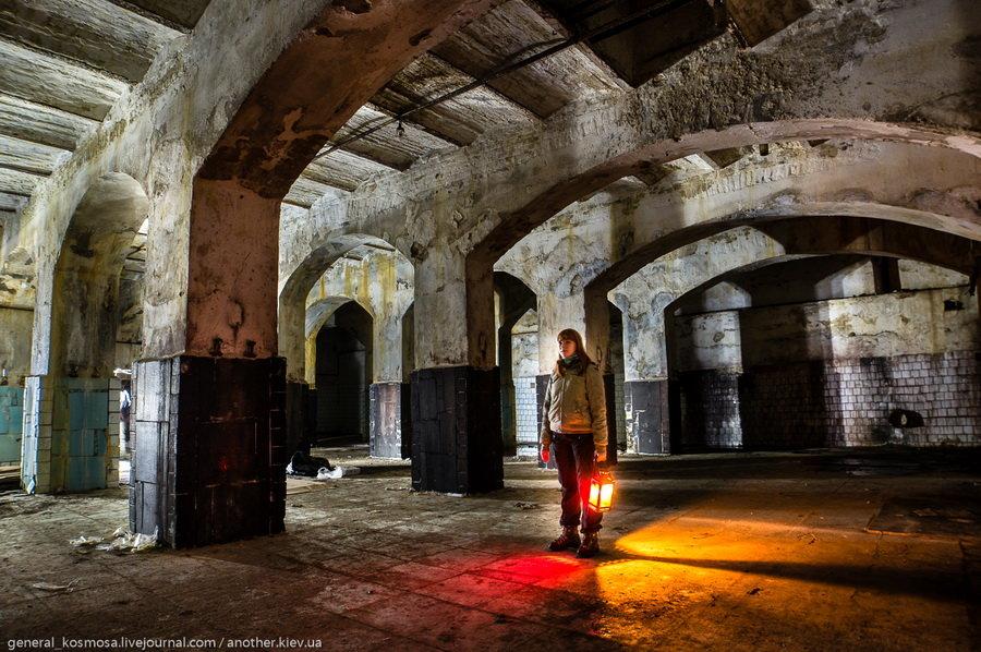 Подземный Киев: пещеры, подземелья и катакомбы нашего города