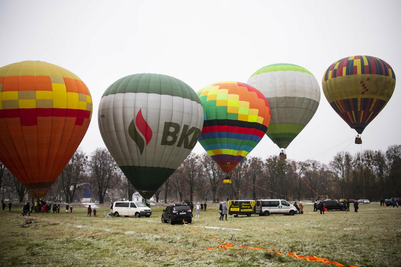 В Киеве на ВДНХ состоялся фестиваль воздушных шаров. Как это было, ФОТО, фото-5