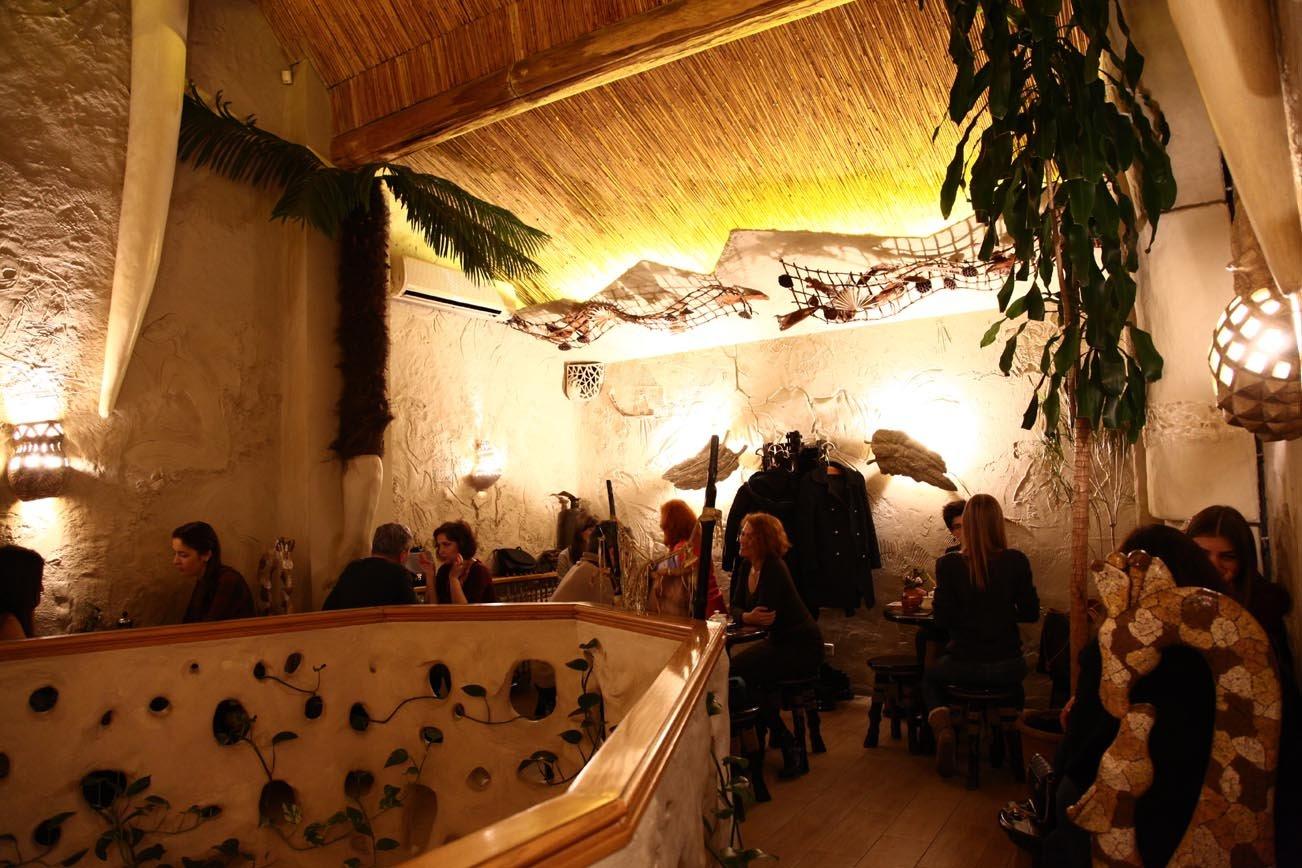 Где выпить кофе в Киеве: ТОП-10 лучших кофеен города, Фото: Kaffa ua