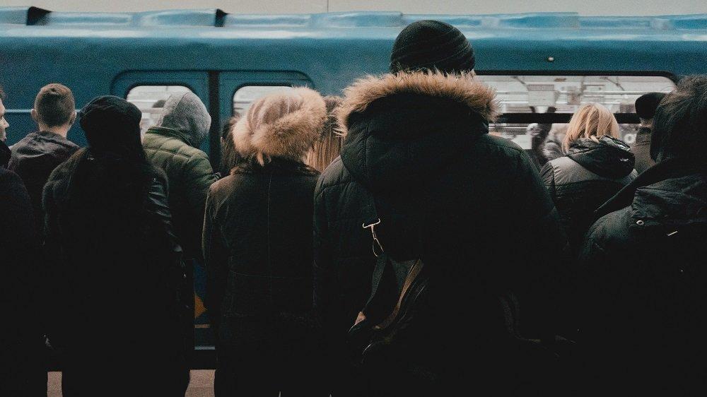 Успеть на последний поезд: время работы метро в Киеве, Фото: Victor Xok