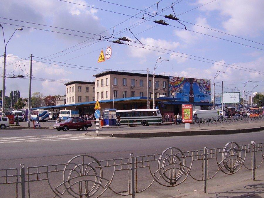Как доехать до всех автостанций в Киеве, фото-2