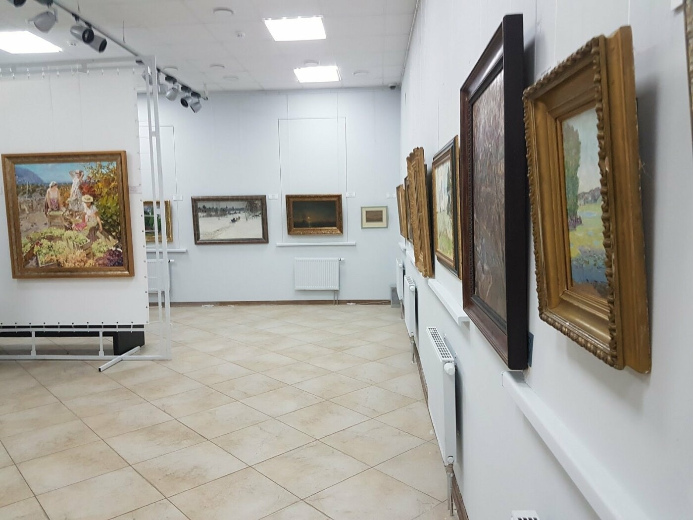 ТОП-10 картинных галерей в Киеве, Фото: Kyiv maps