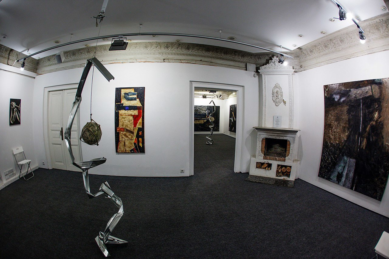 ТОП-10 картинных галерей в Киеве, Фото: Википедия