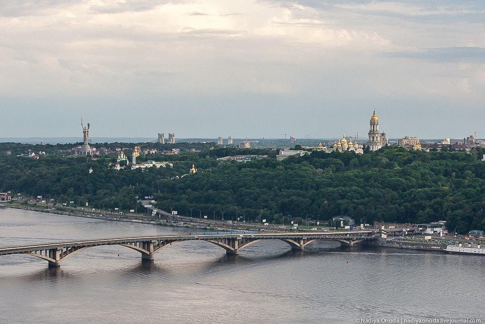 Киев в прошлом и теперь: 20 фото о том, как изменились самые популярные локации столицы, Фото: Pinterest