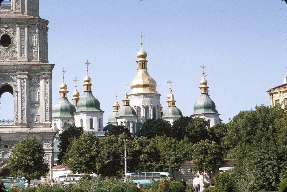 Киев в прошлом и теперь: 20 фото о том, как изменились самые популярные локации столицы, Фото: fun.livejorunal.com