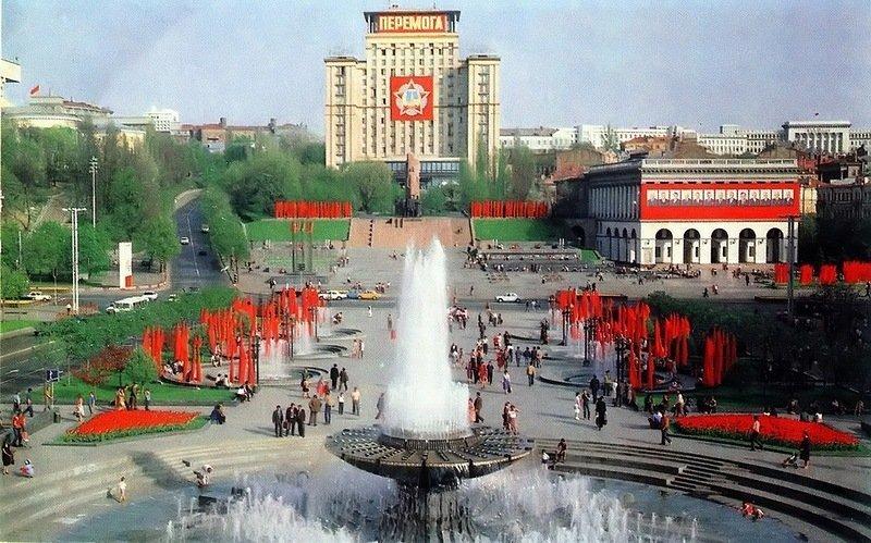 Киев в прошлом и теперь: 20 фото о том, как изменились самые популярные локации столицы, Фото: 44.ua