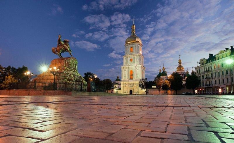 Киев в прошлом и теперь: 20 фото о том, как изменились самые популярные локации столицы, Фото: Big Kyiv