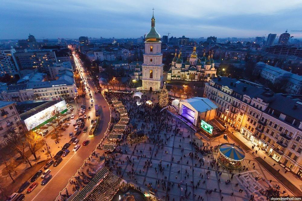 Киев в прошлом и теперь: 20 фото о том, как изменились самые популярные локации столицы, Фото: KyivMaps