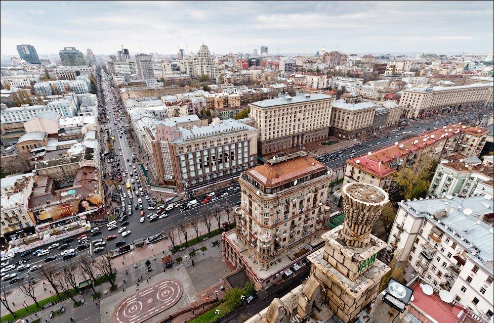 Киев в прошлом и теперь: 20 фото о том, как изменились самые популярные локации столицы, Фото: Погляд