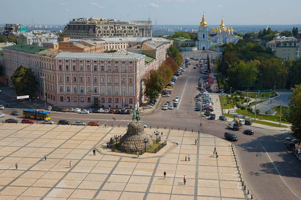 Киев в прошлом и теперь: 20 фото о том, как изменились самые популярные локации столицы, Фото: Стежками України