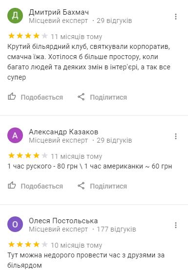 Бильярд в Киеве: где сыграть и сколько это стоит, фото-6