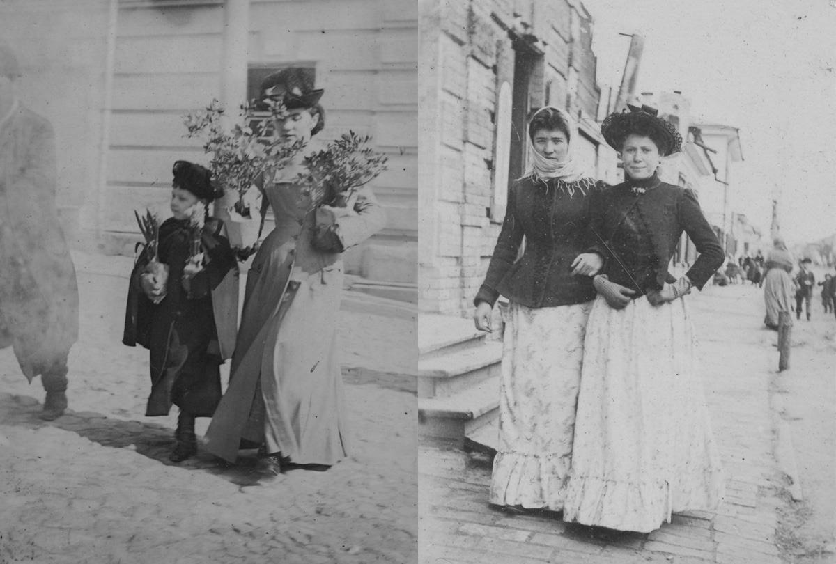 Как когда-то одевались киевляне — архивные фото, Фото: Elena Nasyrova (Музей истории Киева)
