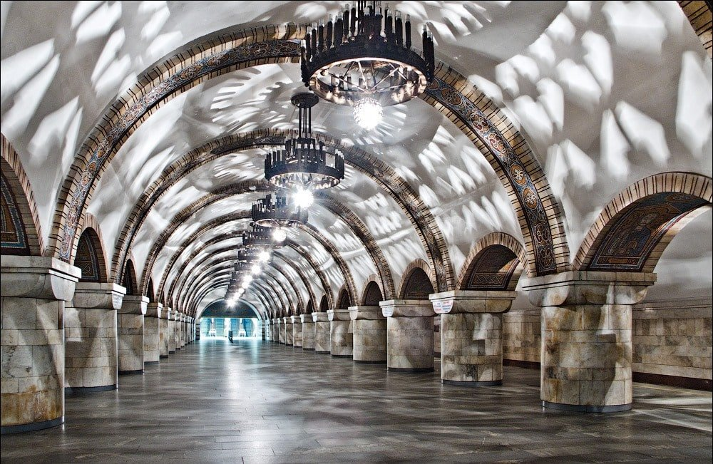 25 самых красивых локаций для фотосессии в Киеве, Фото: Гранит Науки