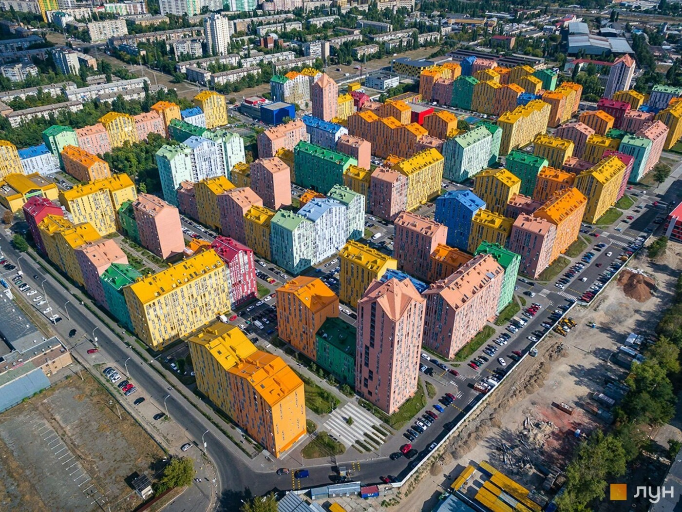 25 самых красивых локаций для фотосессии в Киеве, Фото: ЛУН