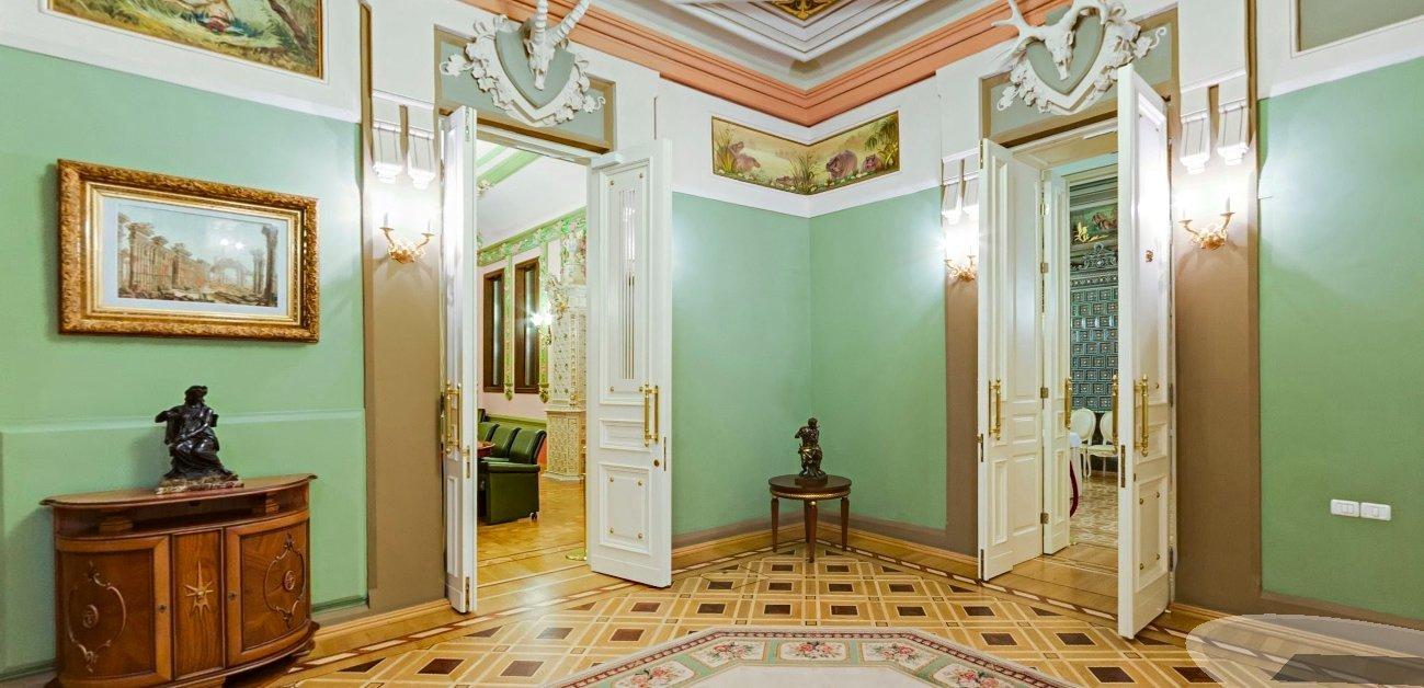 Дом с химерами в Киеве: история, где находится и как добраться, Фото: KyivMaps