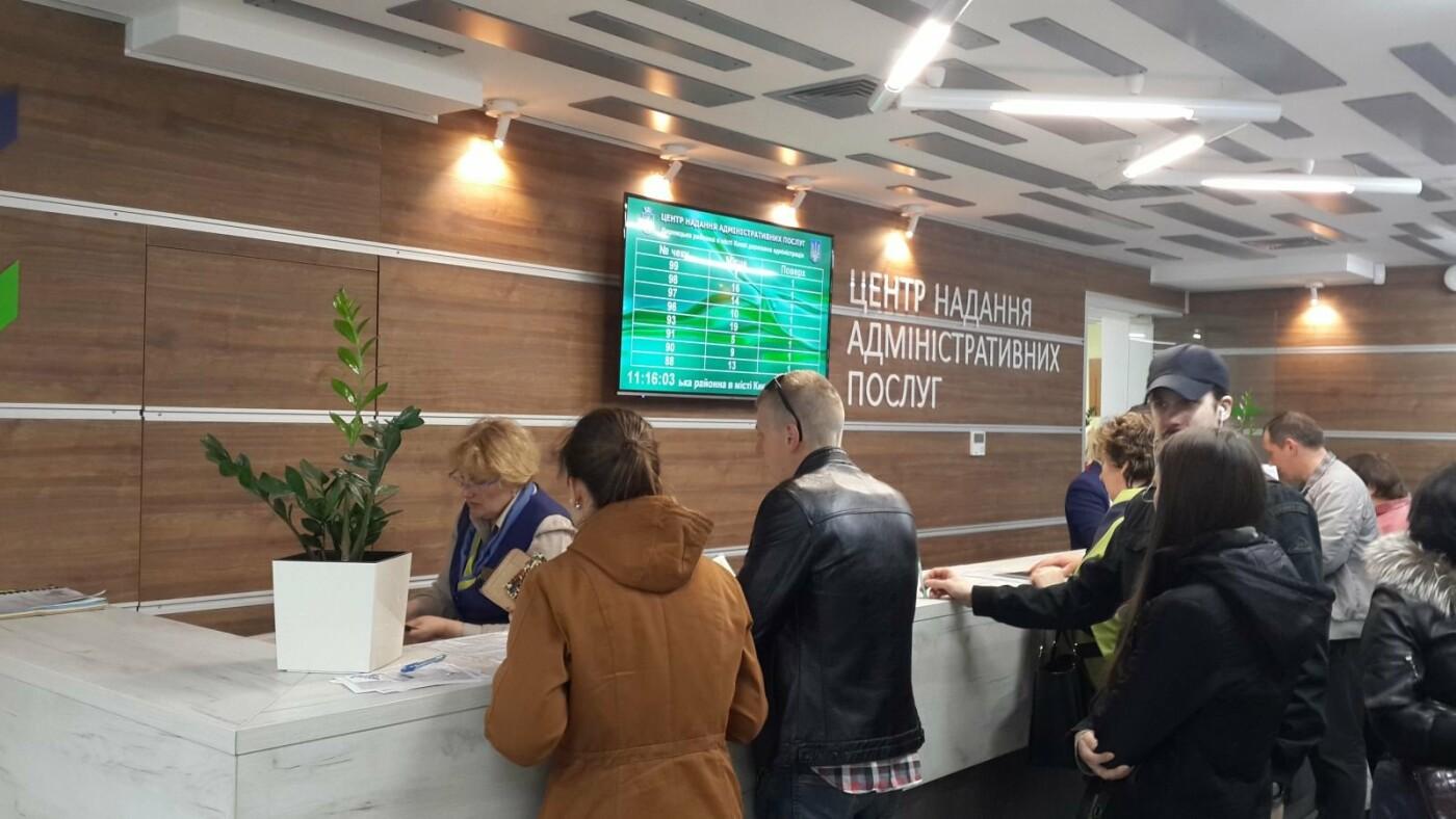 ЦНАПы в Киеве: где уже есть и где планируют построить, Фото: Znaj.ua