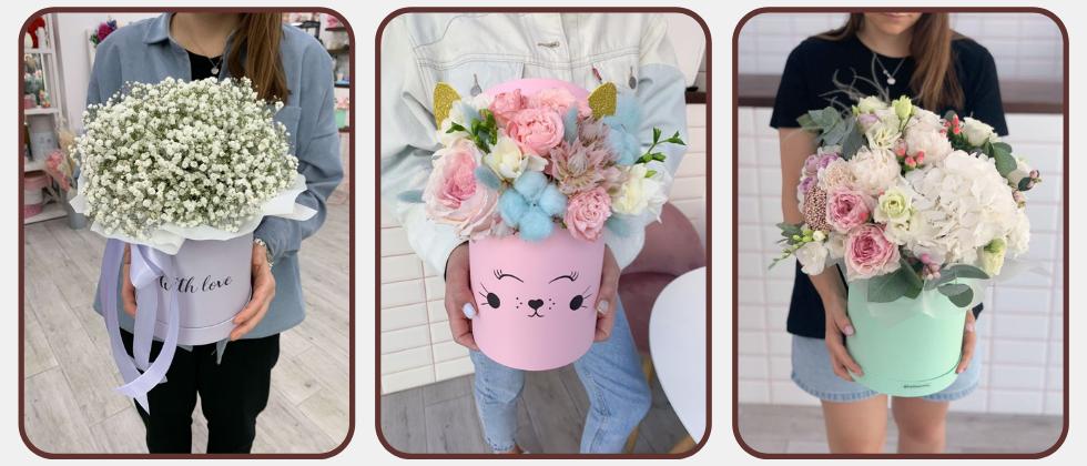 Флористическая студия нового формата Kiwi Flower Shop – захватывающее начало вашей истории, фото-5