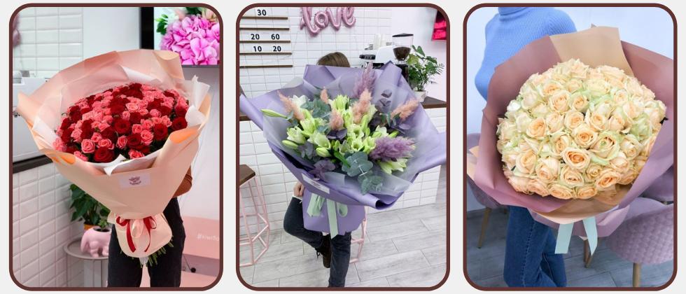 Флористическая студия нового формата Kiwi Flower Shop – захватывающее начало вашей истории, фото-4