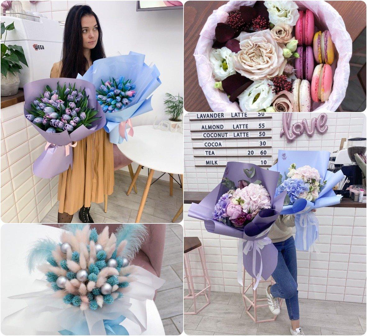 Флористическая студия нового формата Kiwi Flower Shop – захватывающее начало вашей истории, фото-2