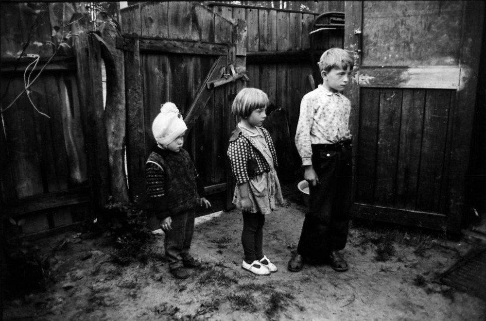 Архивные фотографии Александра Ранчукова