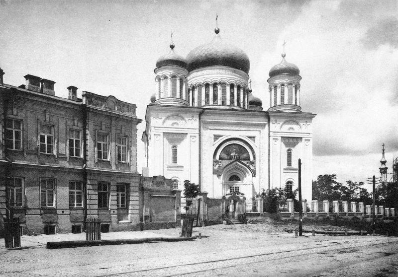 Киев в прошлом и теперь: 15 фото о том, как изменились самые известные храмы в Киеве