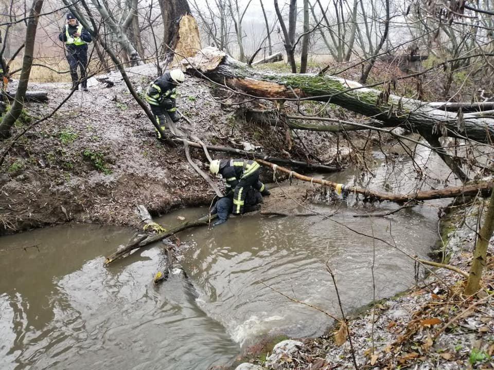В Голосеевском районе столицы  нашли тело мужчины