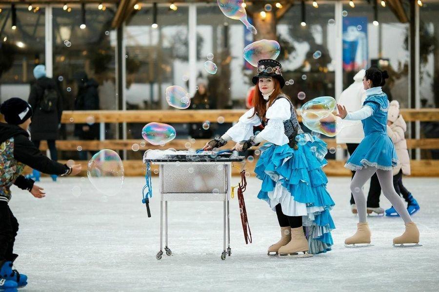 Куда сходить с детьми на новогодние праздники в Киеве?, фото-9