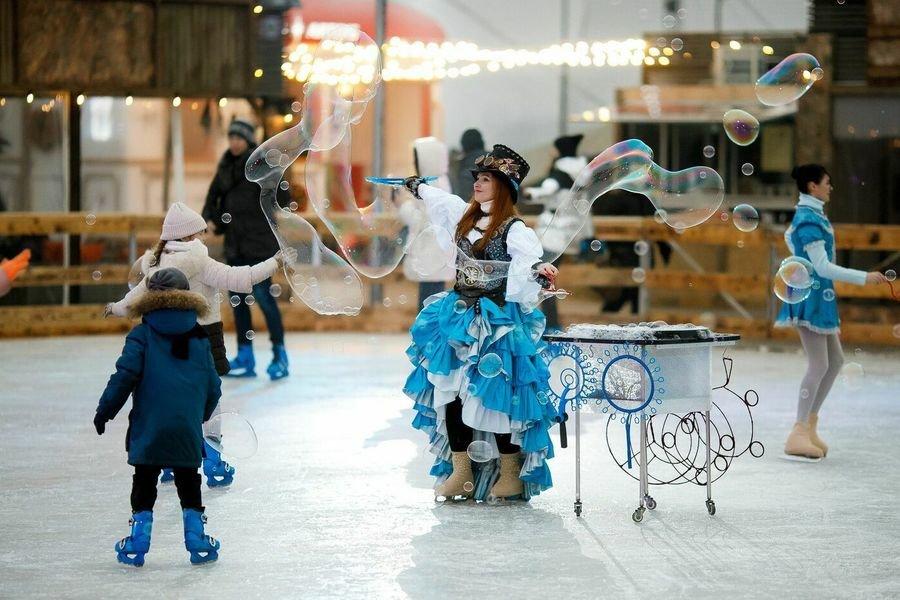 Куда сходить с детьми на новогодние праздники в Киеве?, фото-10