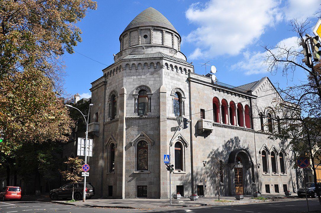 Киев в прошлом и теперь: как изменились известные дома, ФОТО, Фото: Википедия