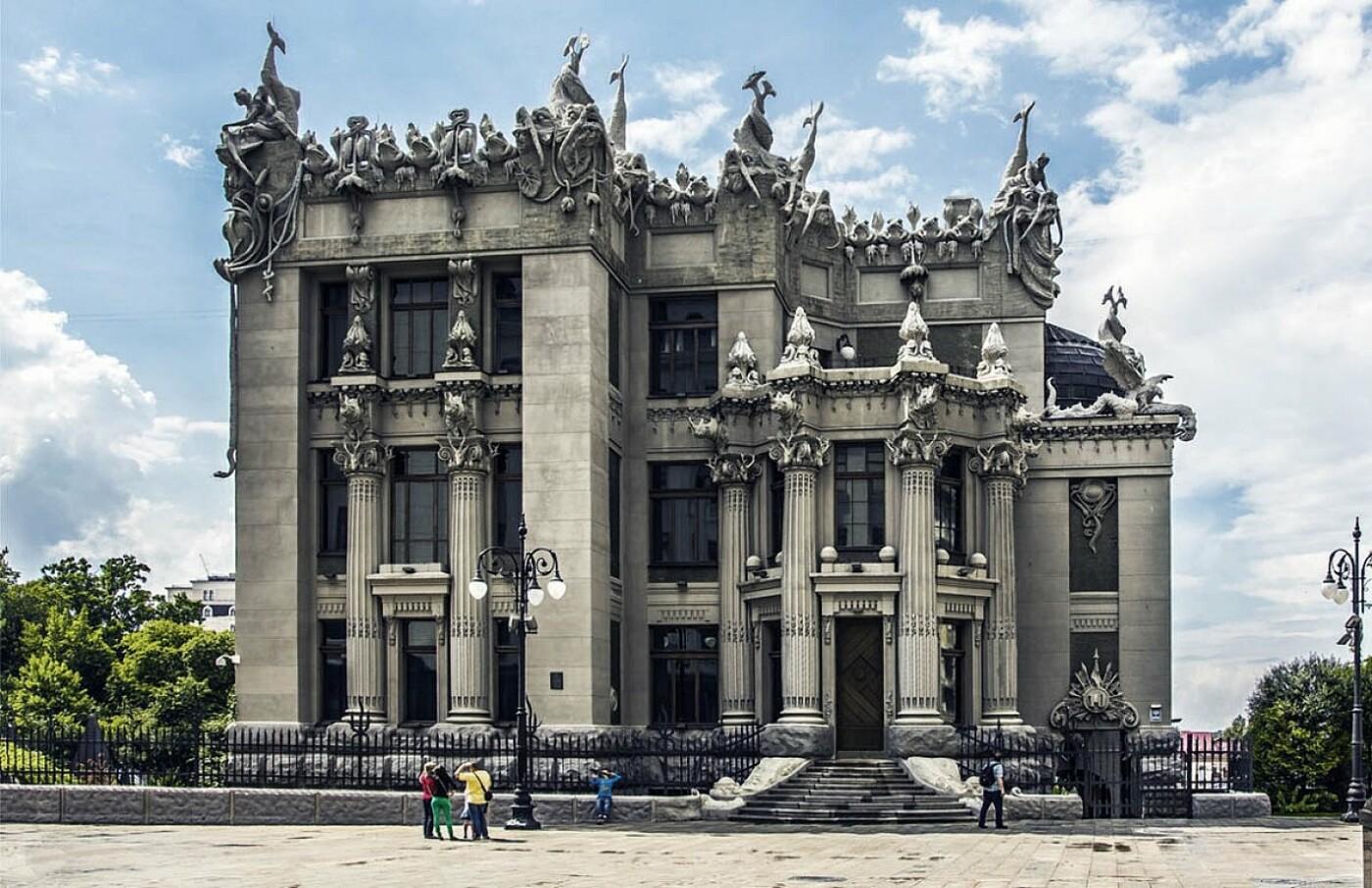 Киев в прошлом и теперь: как изменились известные дома, ФОТО, Фото: Life Bodo UA