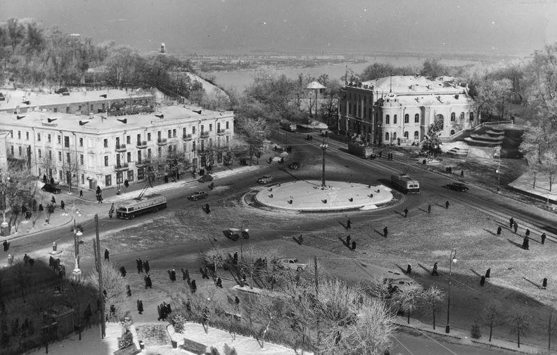 Киев в прошлом и теперь: как изменились известные дома, ФОТО, Фото: Relax