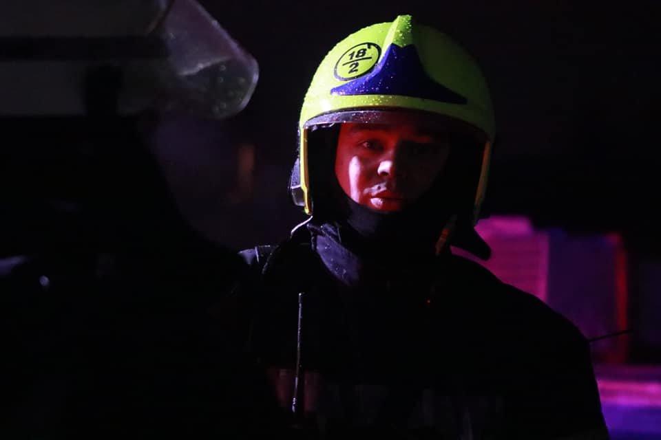 В результате пожара погибли два человека, Пресс-служба столичных спасателей